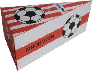 PSV eindhoven traktatie taartpunt voetbal traktatie zelf maken