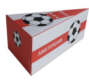 voetbal taartpunten ajax