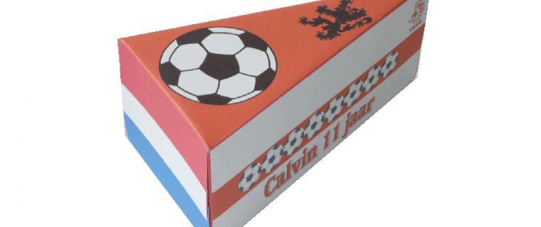Traktatie voetbal Nederlands elftal