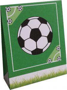 Voetbal traktatie doosje