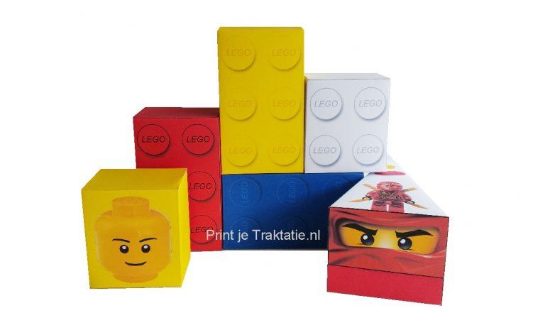Lego doosjes