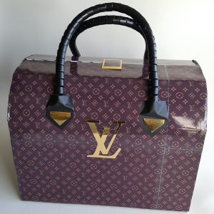 Sinterklaas surprise Louis Vuitton tas
