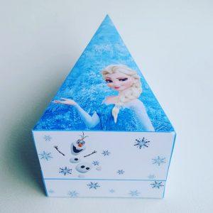 Frozen taartpunt